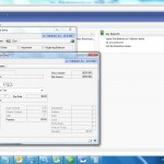 Microsoft Dynamics GP - payroll screenshot
