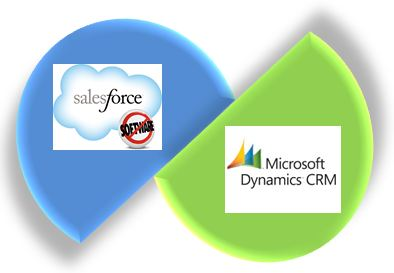 Salesforce vs Microsoft Dynamics