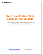 5 ways to improve lead generation on your website